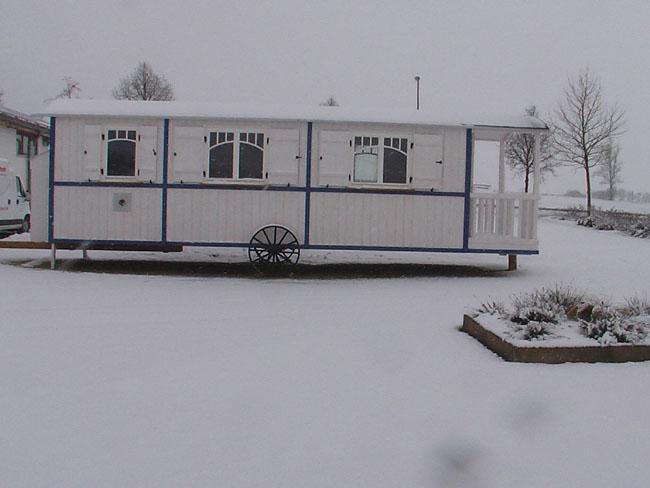 """Zirkuswagen """"Arktis"""""""