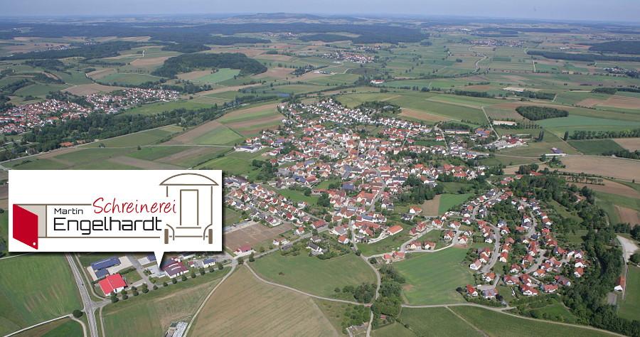 Luftbild Schreinerei Engelhardt