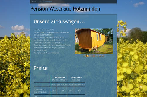 Pension Weseraue