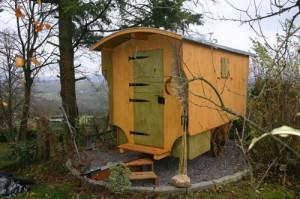 Gartenwagen Tür